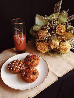Musica ai fornelli: Muffin alle carote