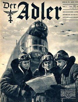Picture for Der Adler №3 28 Marz 1939