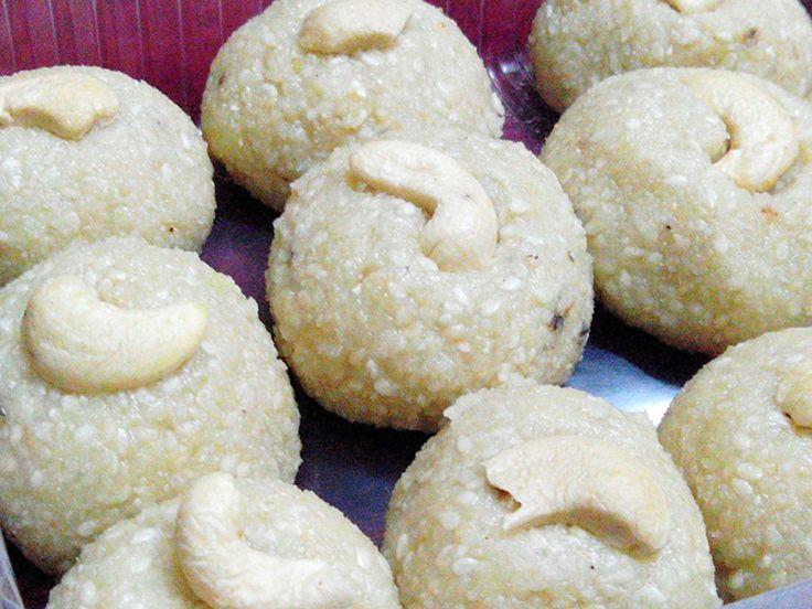 Mawa Til laddu - Indian Sesame Sweet by Taste India
