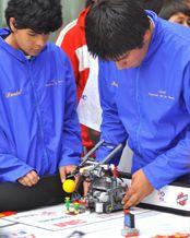 Equipo Decatonix, de Laja, gana Final Nacional de FIRST LEGO League 2014, realizada en INACAP Puente Alto