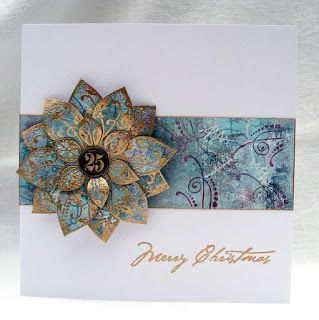 Crafty Love n Hugs: Chocolate Baroque Challenge #17