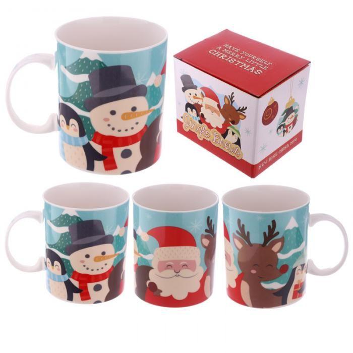 Mug de Noël - 9,90€