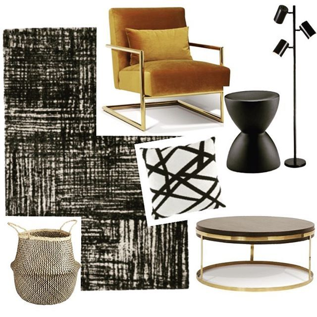 I'm going to show you a few of my favourite styles. I like to call this style Dark and Moody (with a hint of metallic). Check out my blog to find out why you don't need to have just one style in your home. Link is in my profile.