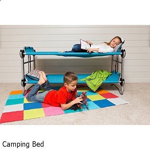 Camping Bed - outstanding choice. Must check out...