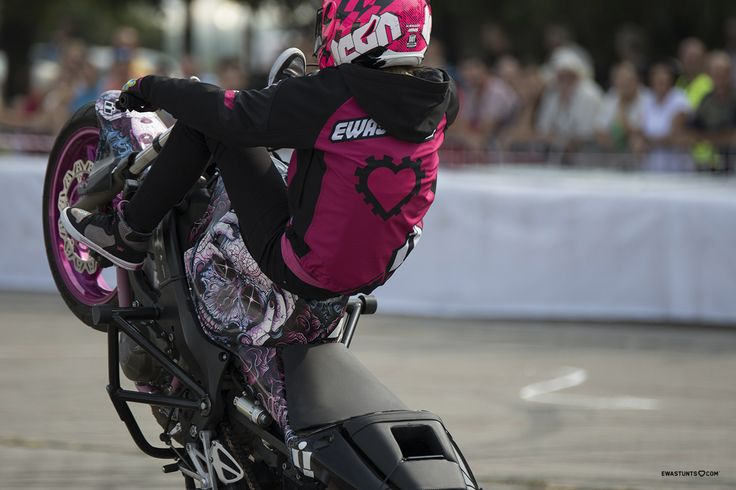 I feel honored to have my own #Icon Merc Jacket! #rideamongus #IwantIcon #rideicon #Iconmotosports #unicorn #wheelies #stuntgirl #lostgiant