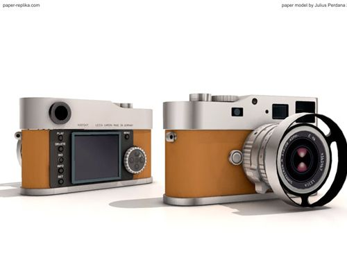 Leica M9-P reproducción modelo de Hermés