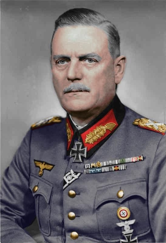 Wilhelm Bodewin Johann Gustav Keitel (22 September 1882 – 16 October 1946) was a German field marshal who served as chief of the Oberkommando der Wehrmacht (Supreme High Command of the German Armed Forces) for most of World War II, thus effectively making him Minister of War. At the Allied court at Nuremberg he was tried, sentenced to death, and hanged as a war criminal. He was the third highest-ranking German officer to be tried at Nuremberg. The Nuremberg war crimes trials were a joke and…