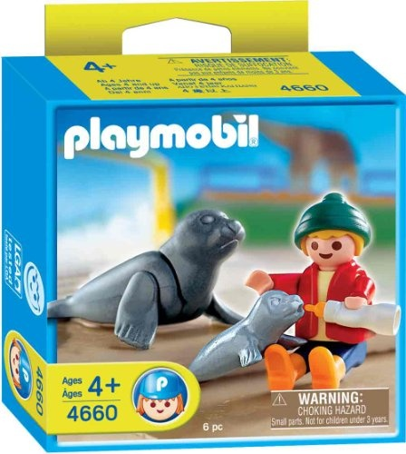 $4.99 Playmobil Child with Seals  From PLAYMOBIL®   Get it here: http://astore.amazon.com/toys4kids09-20/detail/B000INFH5M/186-4678595-8875665