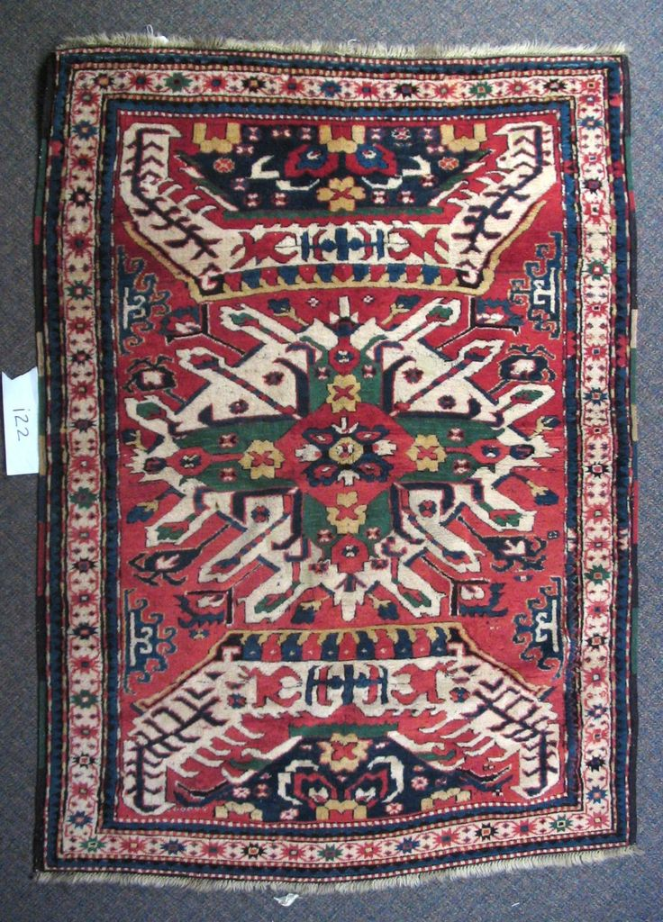 Chelaberd Circa 1880 Dimensions 193 X 138 Cm 76 X 54 5 16 In University Of Calgary Rugs And Carpet Caucasian Rug University Of Calgary