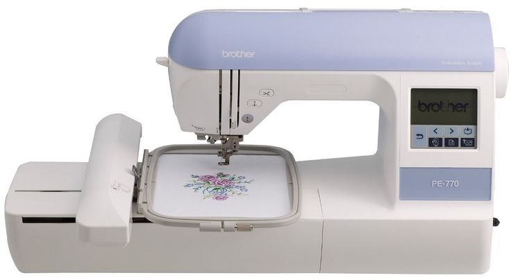 Brother Embroidery Machines for Beginners