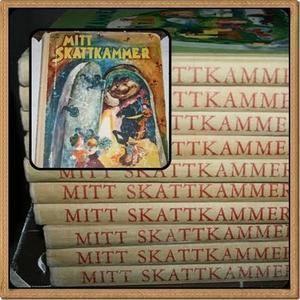"""Mitt skattkammer - bd 1-10"" av Olaf Coucheron"