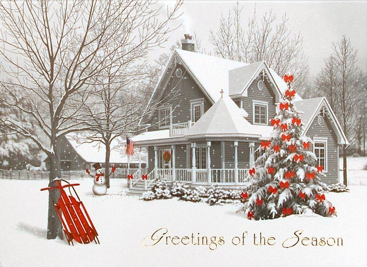 The 341 Best OLD FASHIONED CHRISTMAS Images On Pinterest