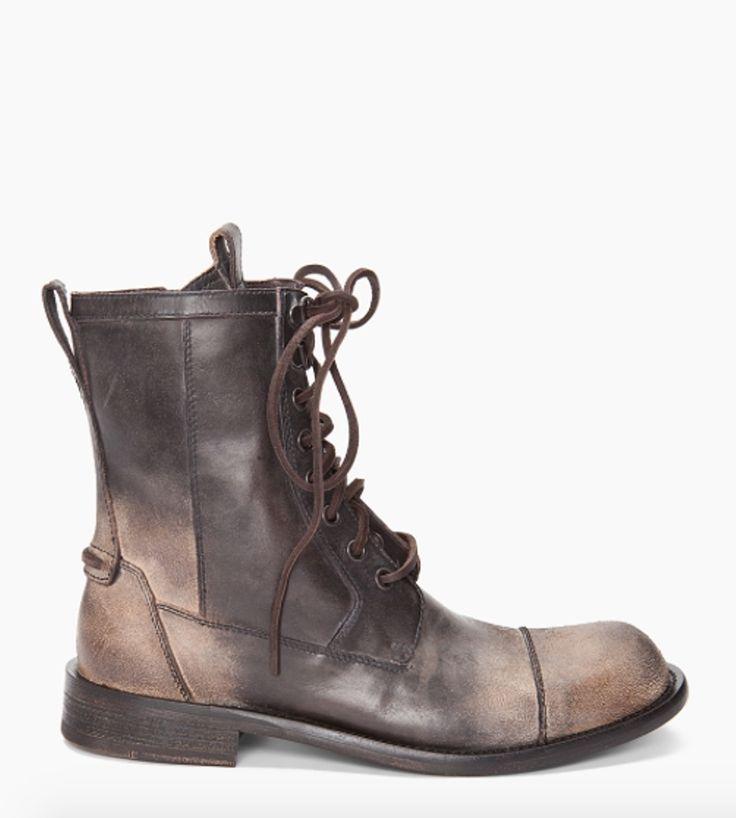 JOHN VARVATOS  Combat Boots