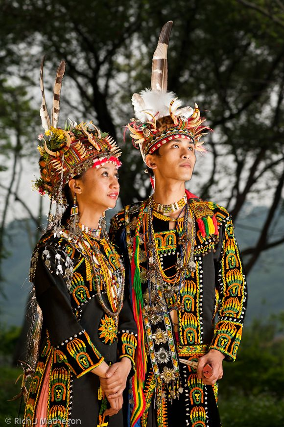 Paiwan 排灣族 Aboriginal Tribe, Taiwan Indigenous Peoples Culture Park, Sandimen, Pingtung County, Taiwan