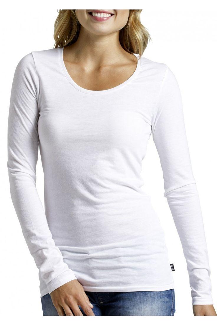 Bonds Long Sleeve Tee | Womens Clothing Tees $19.95