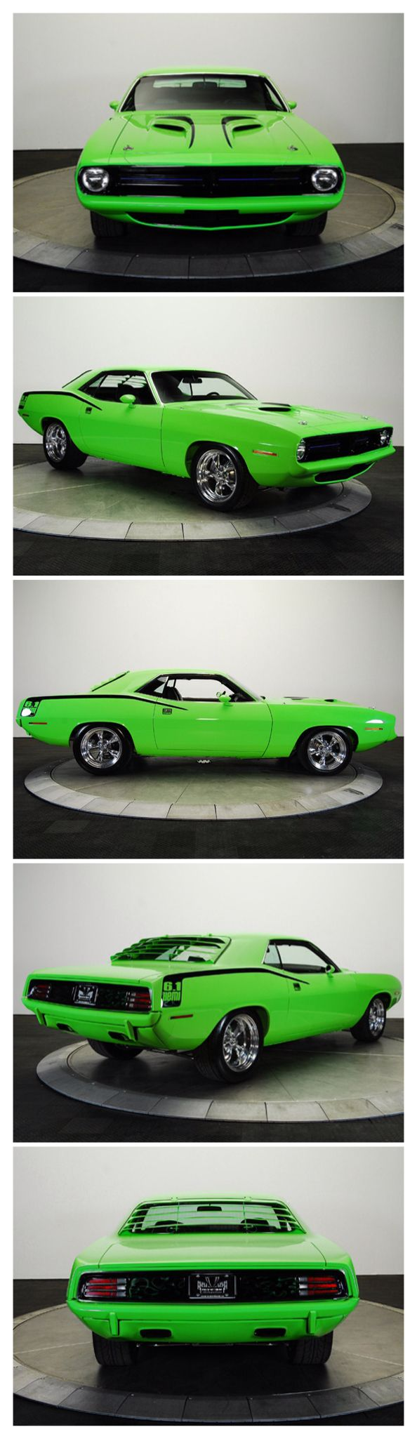 1970 #Plymouth #Barracuda #ClassicCar QuirkyRides dot com....had one of these as a teen..mine was hugger orange.