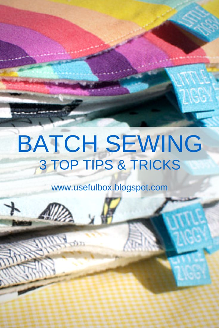 Here are my Batch Sewing 3 top tips and tricks. I have been enjoying some production line sewing lately! xx