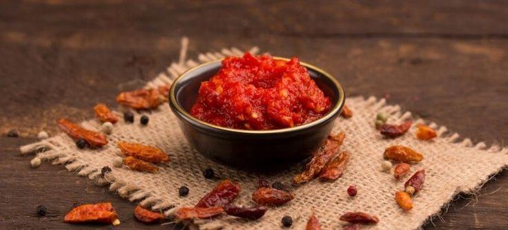 Homemade Sambal Oelek - PepperScale