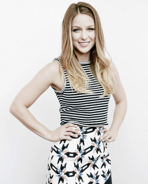 Melissa Benoist || 2015 Summer TCA - Supergirl Portrait Session