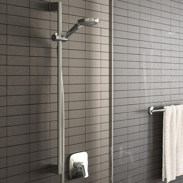 Superb Hansgrohe Croma Select E Multi Shower Set 0,90 M Nice Look