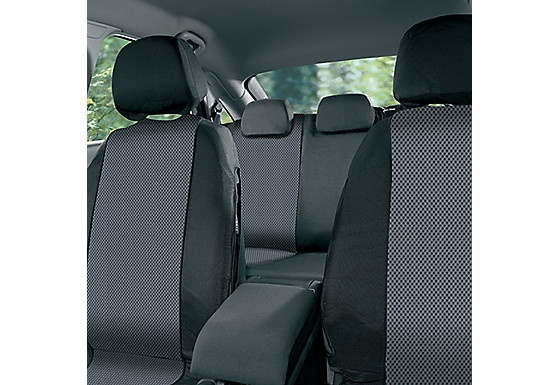 Keep your interiors looking good with these Car Seat covers set.