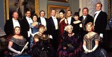 The Forsyte Saga: A drama set in the late Victorian age. A serious and adult themed drama, but compelling and well acted.