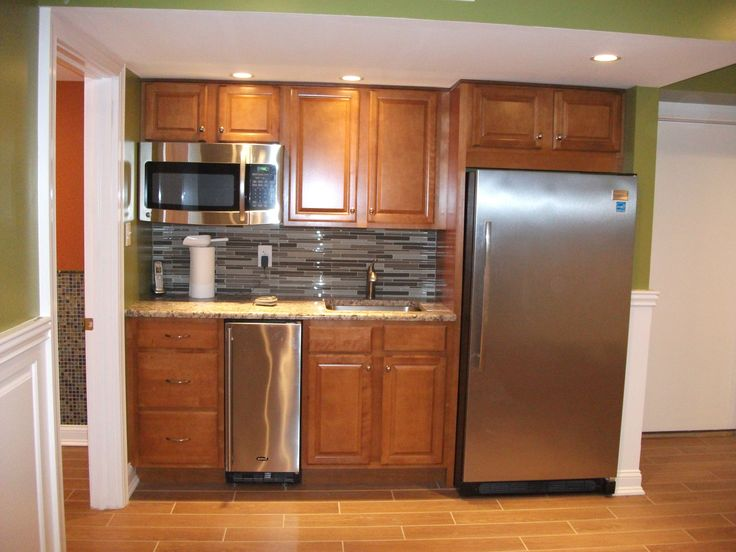 How To Make The Best Of Your Kitchenette: 25+ Best Ideas About Basement Kitchenette On Pinterest