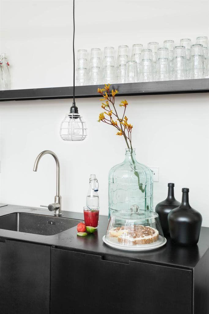 HK Living Lampa Wisząca Lab Biała VAA1071P : Oświetlenie industrialne : Sklep internetowy Elektromag Lighting #kitchen #lighting
