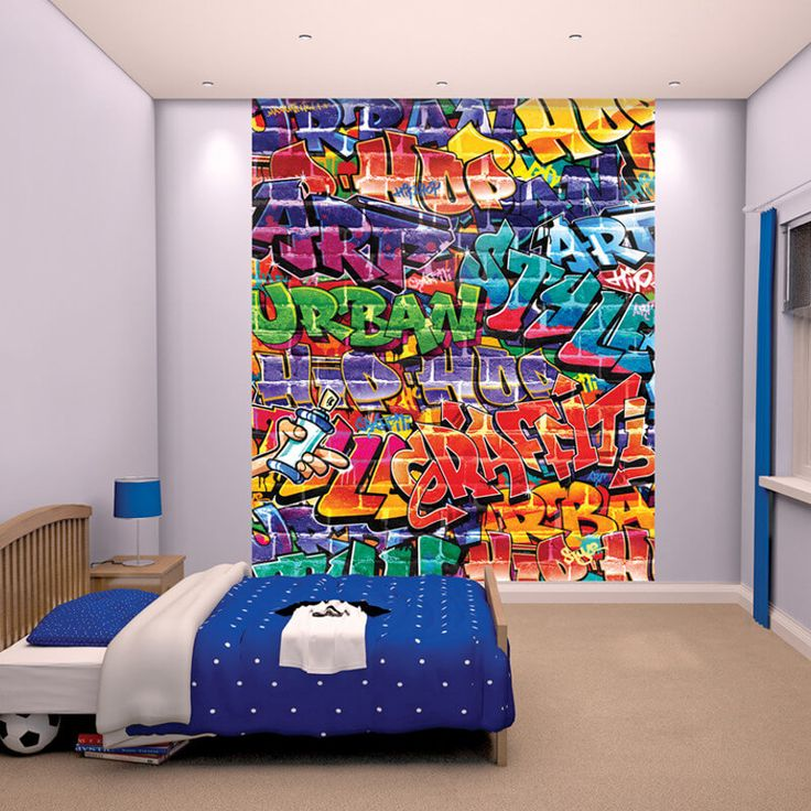 Walltastic Graffiti Wallpaper Mural: Best 25+ Graffiti Wallpaper Ideas On Pinterest