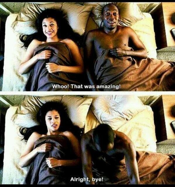 How One Night Stands Usually Go http://kingofdafuqfunnies.com/how-one-night-stands-usually-go