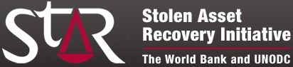 StAR - Stolen Asset Recovery Initiative http://star.worldbank.org/star; It is a partnership between the World Bank Group and the United Nations Office on Drugs and Crime (UNODC) that supports international efforts to end corruption. StAR works with developing countries and financial centers to prevent the laundering of the proceeds of corruption. The database: http://star.worldbank.org/corruption-cases/assetrecovery/?f[0]=bundle%3Apuppet_masters
