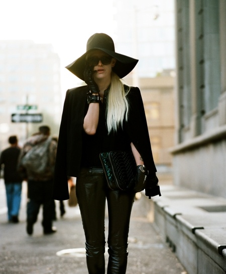 GUEST BLOGGER: BLEACH BLACK - Explore Reiss, Fashion Features, Blog and Video