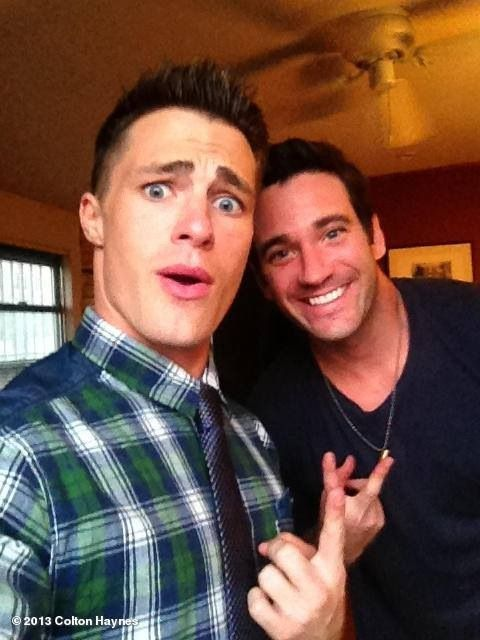 Colton and Colin