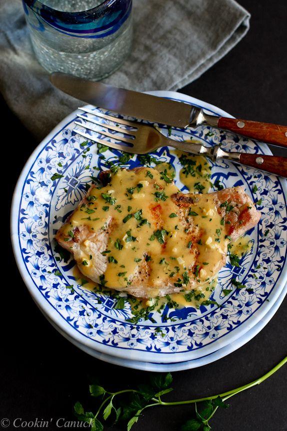 Pork Chops with Dijon Maple Sauce | Recipe | Sauces, Sauce ...
