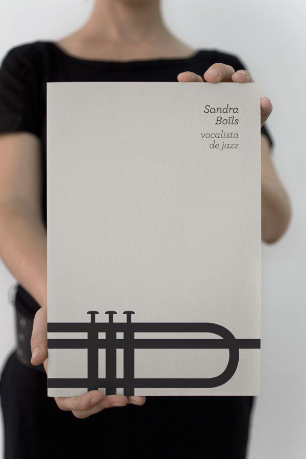 Vocalista De Jazz #Cover #Design