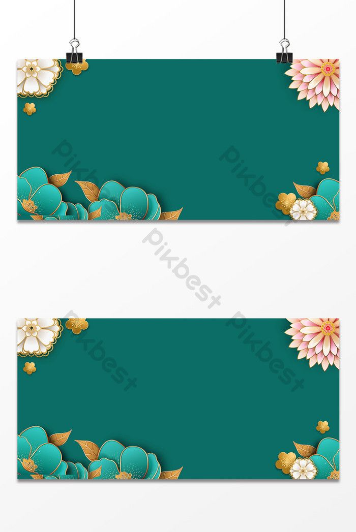 Green Textured Flowers New Year Background Backgrounds Psd Free Download Pikbest New Years Background Chinese New Year Flower Green Texture Background