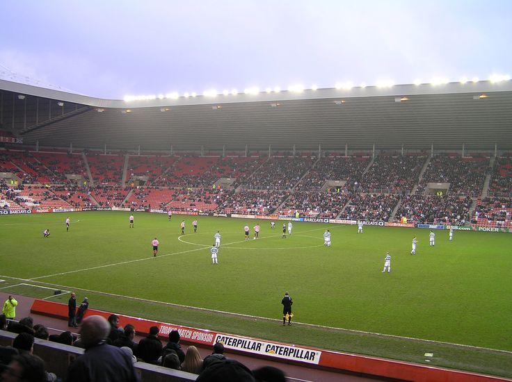 Sunderland prepare to kick off against Northwich Victoria FA Cup