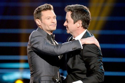 Brian Dunkleman to 'Idol' host Seacrest: I'm... #KellyClarkson: Brian Dunkleman to 'Idol' host Seacrest: I'm sorry… #KellyClarkson