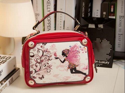 Bag Korea BJ4287-Butterfly | Kaina Fashion