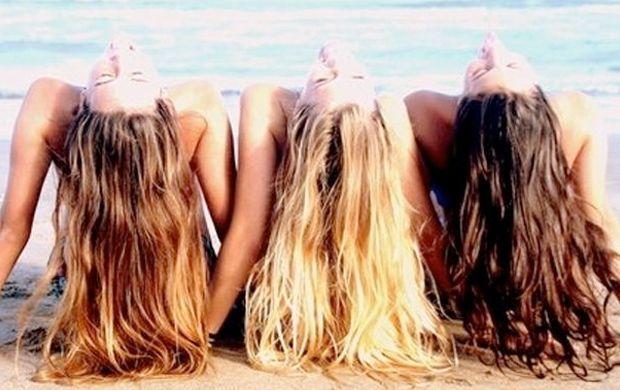 beach wave hair - with zero effort