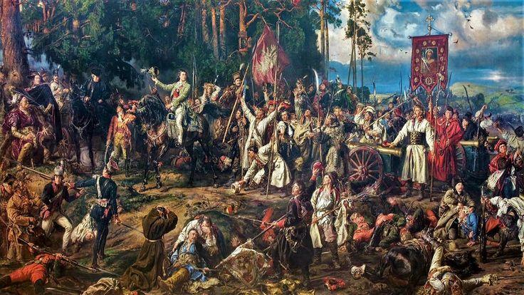 Jan Matejko Bitwa pod Racławicami