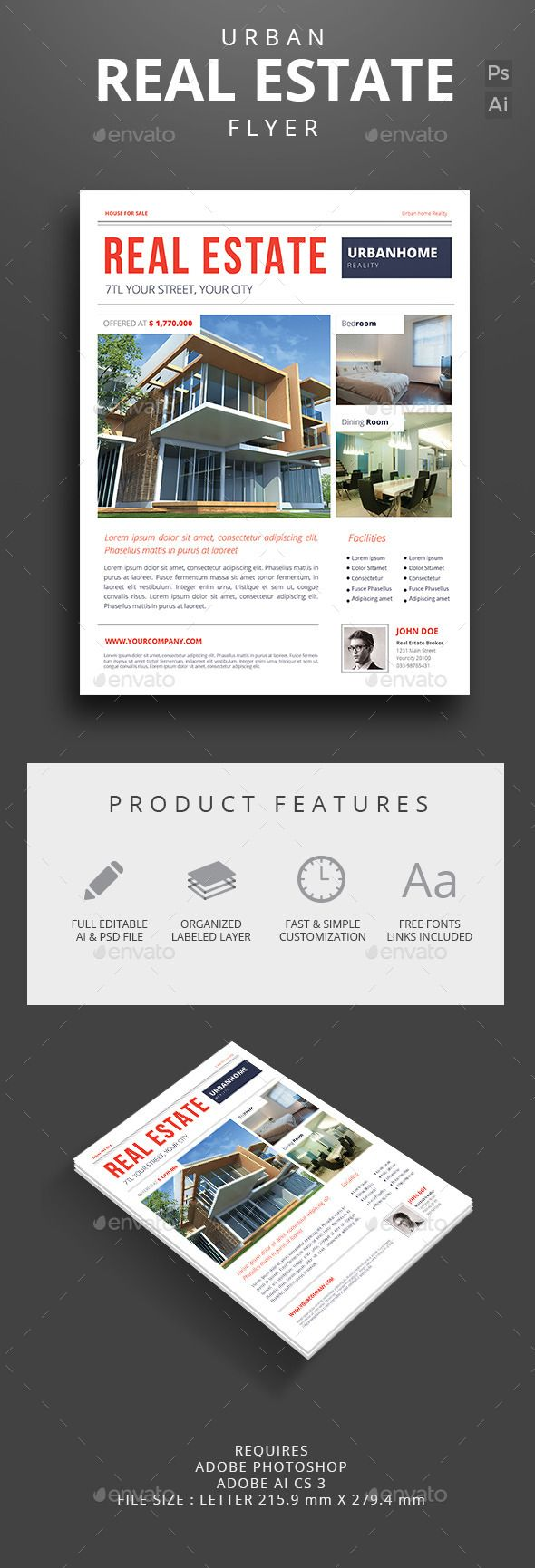 9 best m2 inspiration images on Pinterest | Business flyers ...