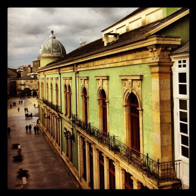 Circulo das Artes ( Lugo )