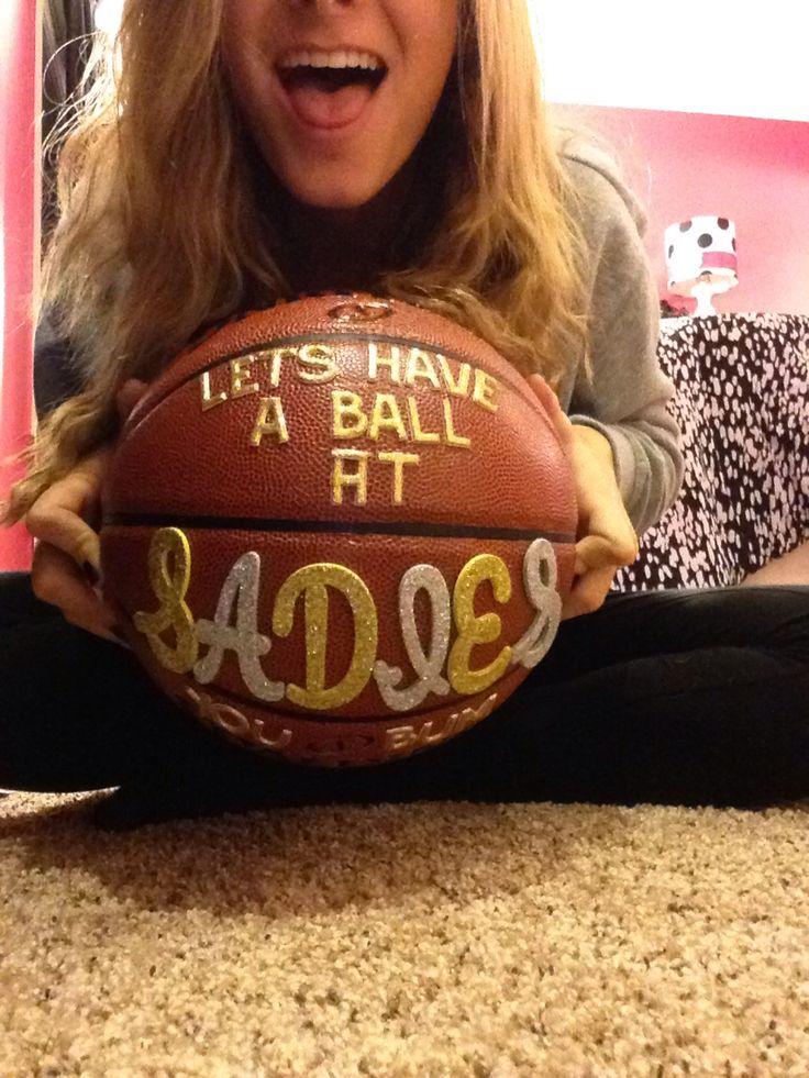 Sadies basketball proposal