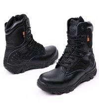 Male Fashion Delta Boots Desert Combat Boots Military Fans Boots Mountaineering Boots H-LL161025-87