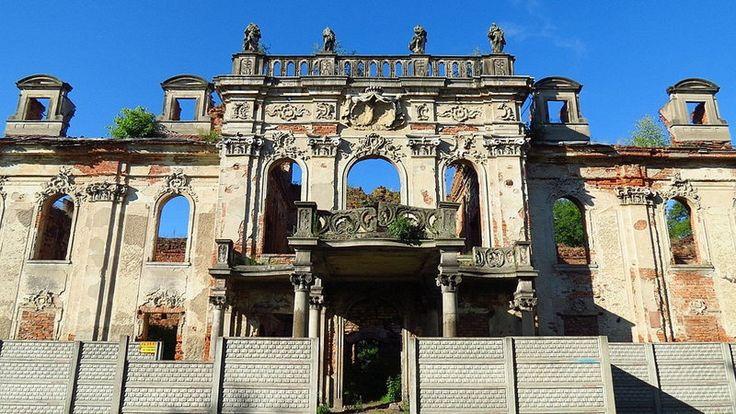 10 zrujnowanych pałaców na Dolnym Śląsku - 10 powodów do wstydu