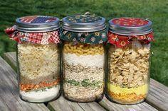 Passions coupons: Idées de cadeaux de Noel - Soupe-repas en pot