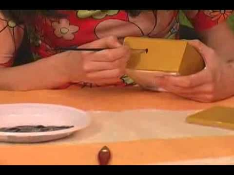 N 27 Imitazione Legni - Finta radica - YouTube