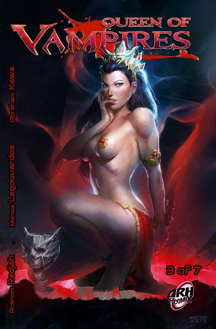 Queen of Vampires #3