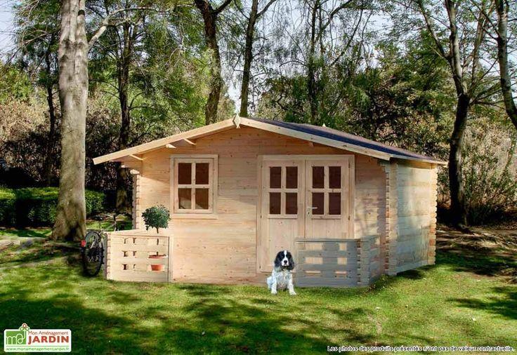 Bungalow Bois Habitable : Bois Habitable sur Pinterest Chalet En Bois, Chalet et Chalet